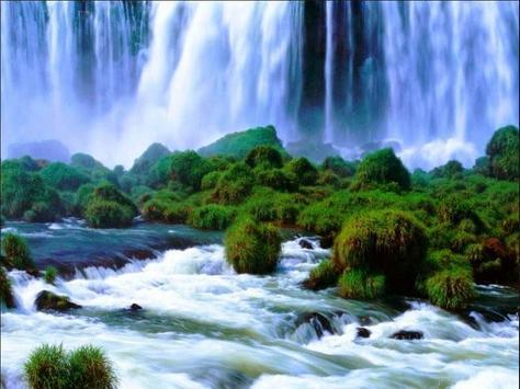 Waterfall Live HD screenshot 1