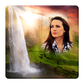 Waterfall Photo Frames 2 icon
