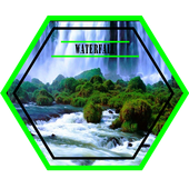Waterfall Picture HD icon