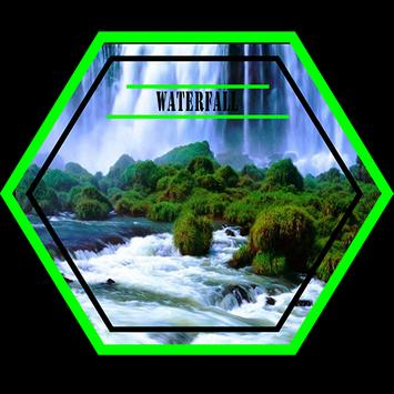 Waterfall Picture HD poster