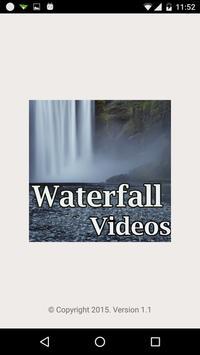 Waterfall Videos Worldwide poster