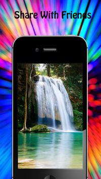Waterfall Wallpapers poster