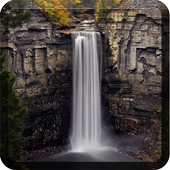 Waterfall Wallpapers for Chat icon