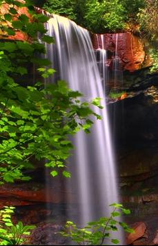 Waterfall Wallpapers for Chat apk screenshot