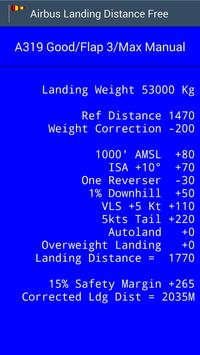 Airbus Landing Distance -Trial screenshot 1