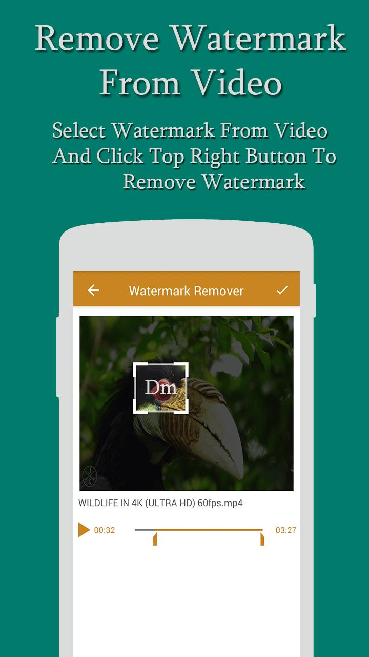 Remove Watermark from Video for Android - APK Download