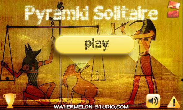 Pyramid Solitaire Free poster