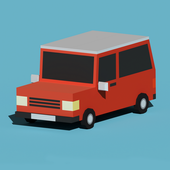 Crashy Roads icon