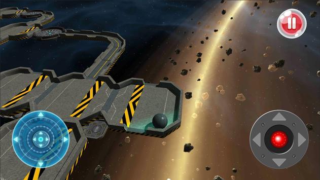 Galaxy Ball Balance screenshot 5