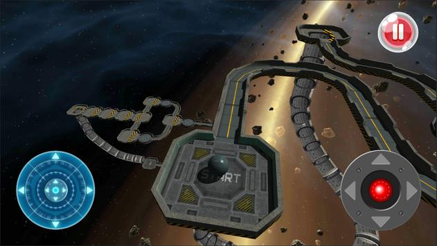 Galaxy Ball Balance screenshot 2