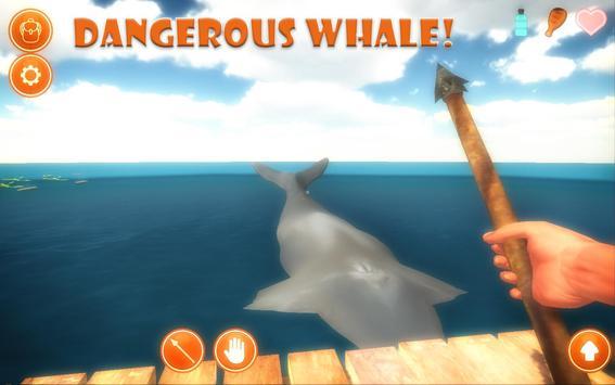 Raft Survival Simulator screenshot 6