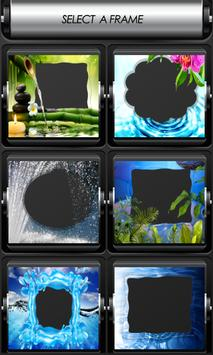Water Photo Frame apk screenshot
