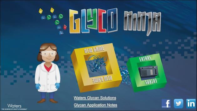 GlycoNinja poster