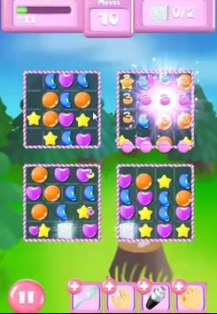 Candy Fruit Match Mania screenshot 3