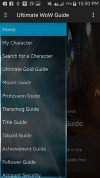 Guides for WoW screenshot 1