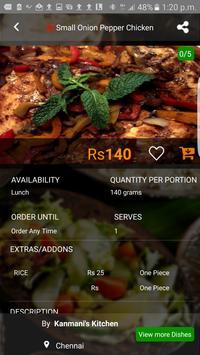 Watscooking - Home Cooked Food apk screenshot