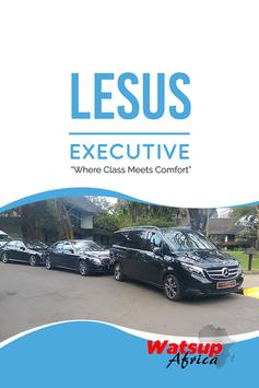 Lesus Executive Car Hire For Android Apk Download
