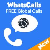 Free WhatsCall - Call and Messenger Guide icon