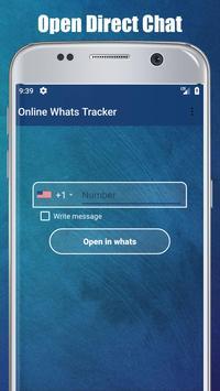 Online Whats Tracker screenshot 3