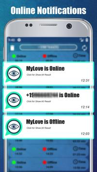 Online Whats Tracker poster