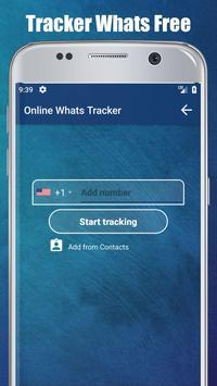 Online Whats Tracker screenshot 2