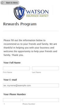 Watson Insurance Agency screenshot 2