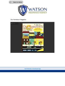 Watson Insurance Agency screenshot 4