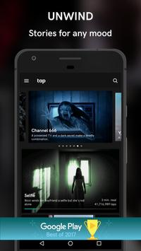 Tap - Chat Stories by Wattpad (Free Trial) apk تصوير الشاشة
