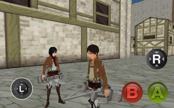 Rogue Titans The Attacks on Marleyan Empire screenshot 12