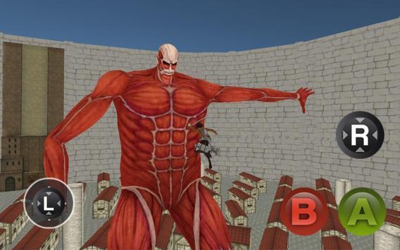 Rogue Titans The Attacks on Marleyan Empire screenshot 1