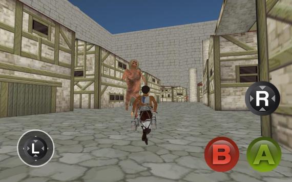 Rogue Titans The Attacks on Marleyan Empire screenshot 2