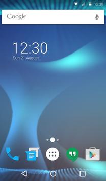 Abstract Blue Animated apk screenshot
