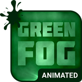 Green Fog Animated Keyboard icon