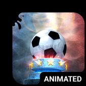 Eurofootball Animated Keyboard icon