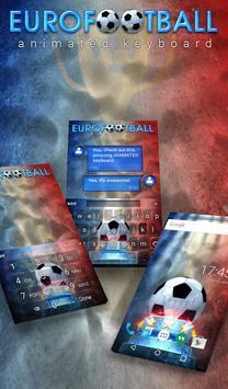 Eurofootball Animated Keyboard poster