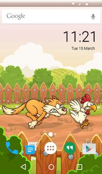 Funny Chase Animated Keyboard apk screenshot