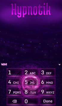 Hypnotik Animated Keyboard apk screenshot