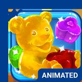 Jelly Bears Animated Keyboard icon