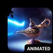 Magic Lamp Animated Keyboard icon