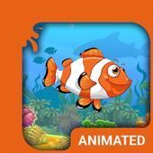Sea Life Animated Keyboard icon