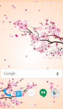Spring Animated Keyboard apk screenshot
