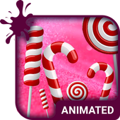Sugar Animated Keyboard icon