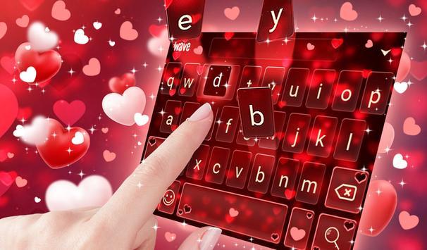 True Love Animated Keyboard screenshot 3