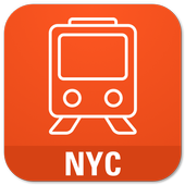 New York Subway Map - NYC icon