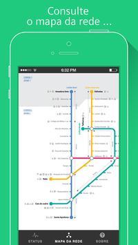 Estado das Linhas Metro Lisboa apk screenshot