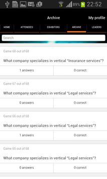 Recruitment Agency Expo Game screenshot 1