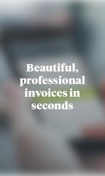 Invoice by Wave poster