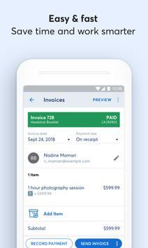 Invoice screenshot 2
