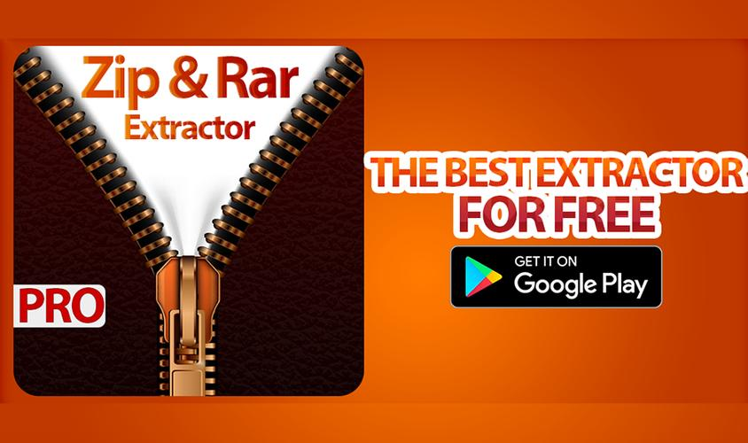 Pro Rar & Zip Extractor - Free for Android - APK Download