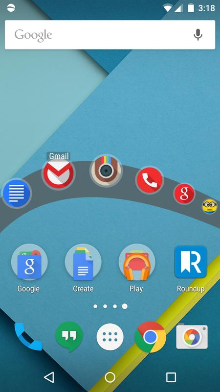 Wave Launcher for Android - APK Download